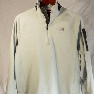 The North face jacket for men's pullover large